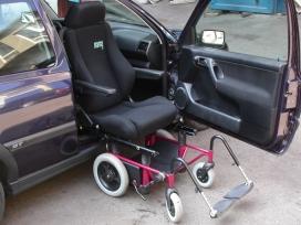 Transportní sedadlo